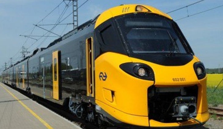 BIOSPHERE FLUX AND COMPIN DELIVERS THE USB CHARGERS FOR THE ALSTOM ICNG PROJECT OF DUTCH RAILWAYS